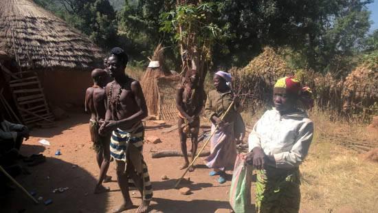 Etnias de Camerun