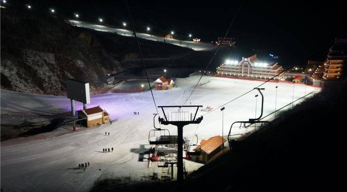 Masik Pass Ski Resort