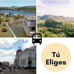 Mi autobus mágico Cuba- hasta Cienfuegos