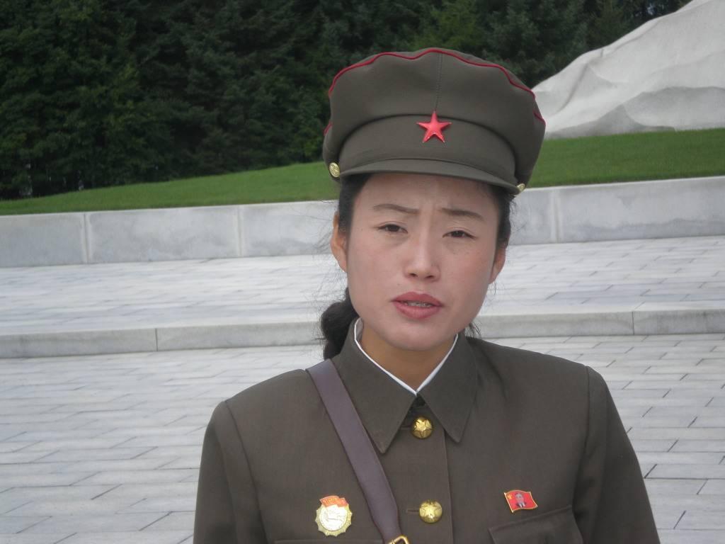 Corea del Norte (Itinerario 5)