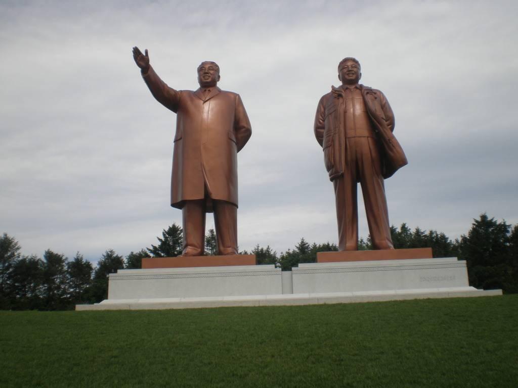 Corea del Norte (Itinerario 8)