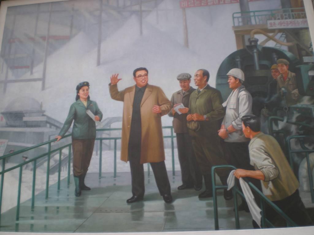 Corea del Norte (Itinerario 9)