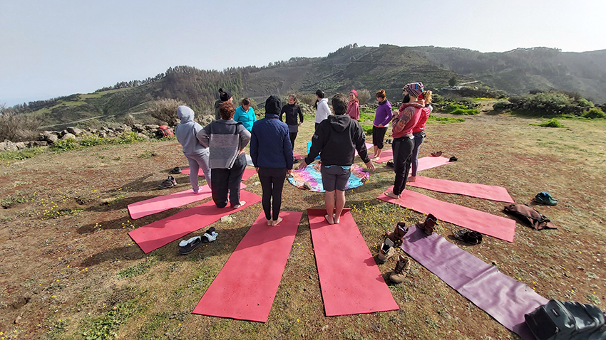 Retiro Yoga Teacher Training / Gran Canaria Julio 2020