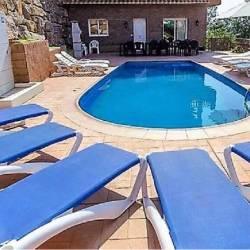 Cipreses 18pax piscina