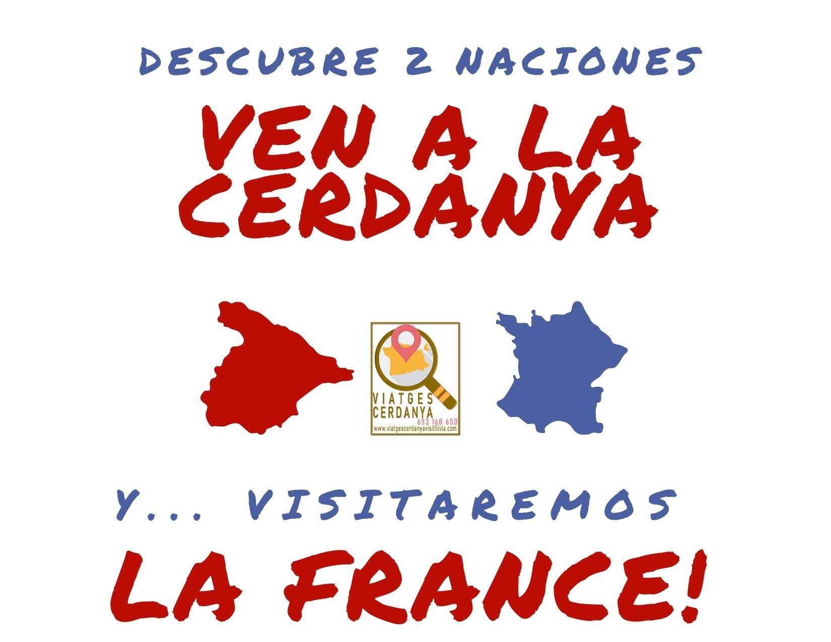 2 naciones españa y francia