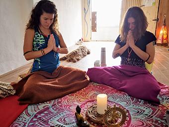 Tenerife Yoga Teacher Training. Curso intensivo de fines de semana