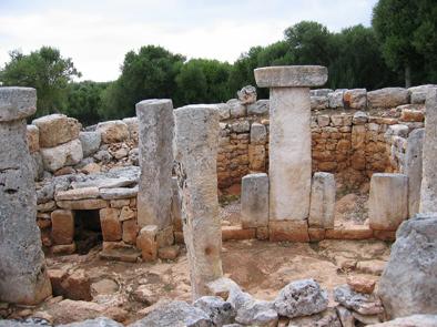 Poblado prehistorico Talayótico