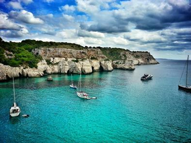 Cala Turquesa Menorca