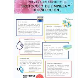 Protocolo limpieza
