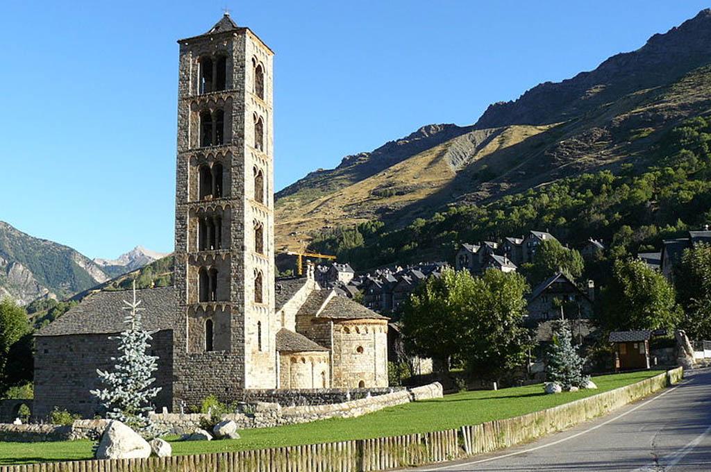 Sant Vicenç de Taüll