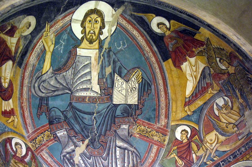 Abside Sant Vicenç de Taüll