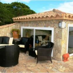 Casa Dimas terraza