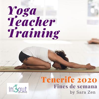 Yoga Tenerife 2020. Curso fines de semana