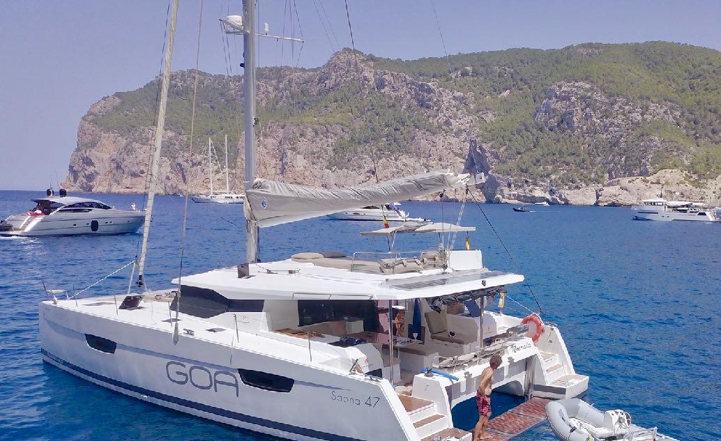 Semana en Catamaran Ibiza y Formentera