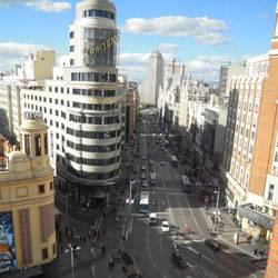 Madrid, Heart of Spain