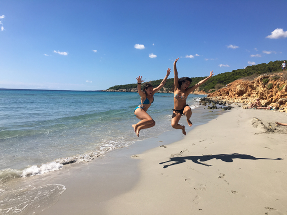 Disfruta de las aguas cristalinas de Menorca