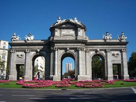 Madrid y alrededores,