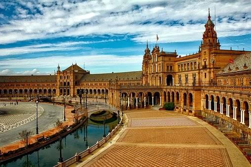 Capitales Andaluzas (Granada-Córdoba-Sevilla )