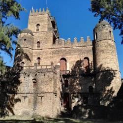 Palacio en Gondar
