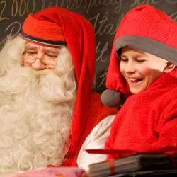 Navidad con Santa Claus y Año Nuevo en ...