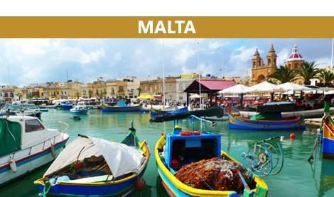 Malta desde €260