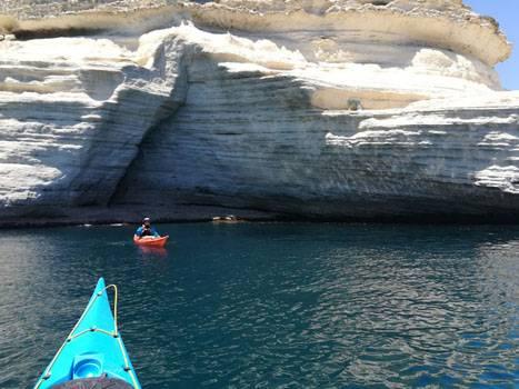 Kayak en Tres Forcas