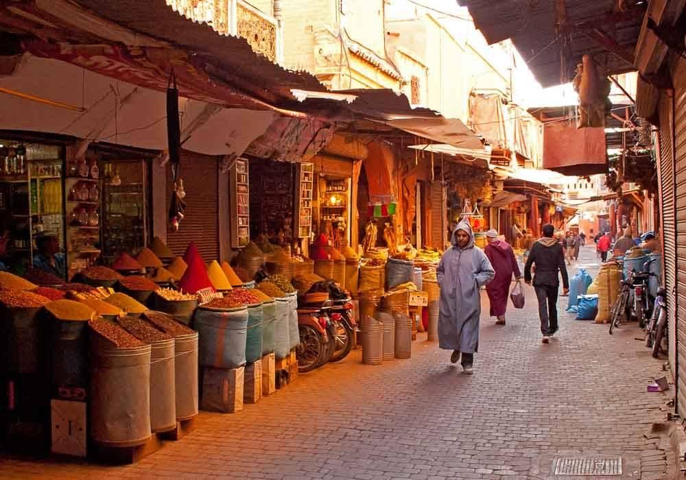 Marruecos Tierra y Agua. Julio 2020
