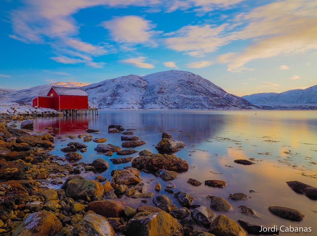 Noruega - Fotografiar auroras boreales con Jordi Cabanas