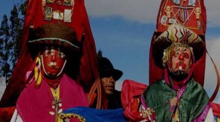 Inti Raymi. Perú