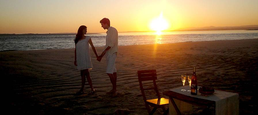 Romantic Offer Algarve