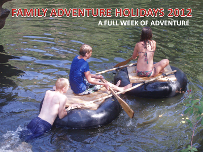 FAMILY ACTIVITY ADVENTURE HOLIDAY IN PORTUGAL