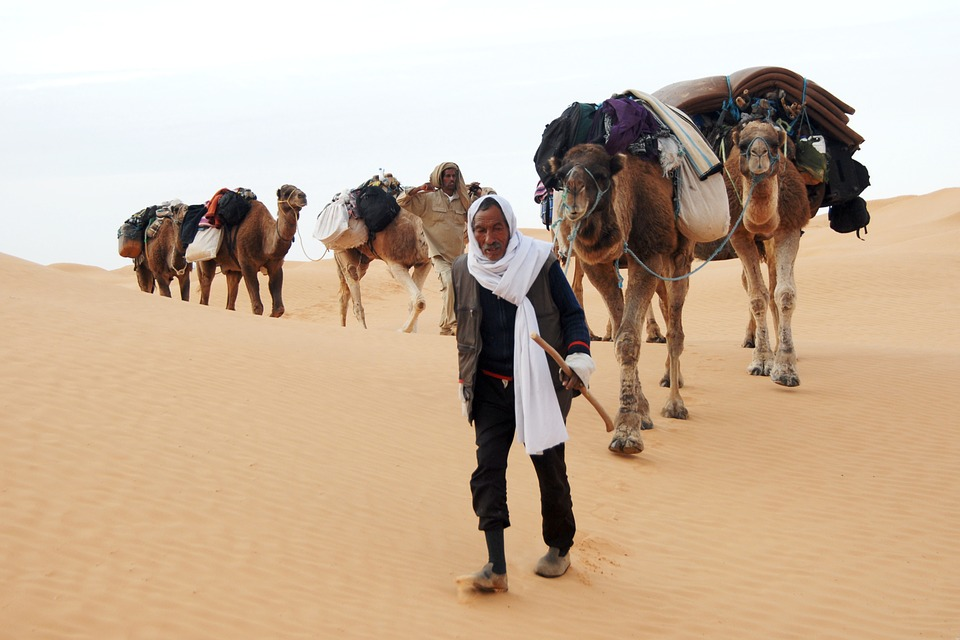 HAMMAMET, A RIVIERA TUNISINA