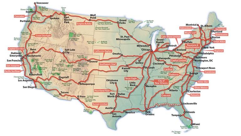 Las 6 Rutas Por Estados Unidos Que No Debes Perderte