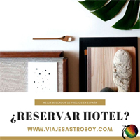 ¿Reservar hotel en Madrid?