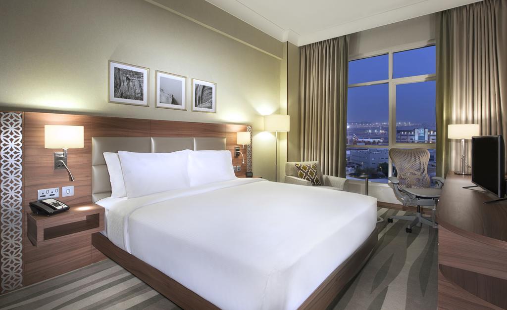 Imagen: Hilton Garden Inn Dubai Al Muraqabat
