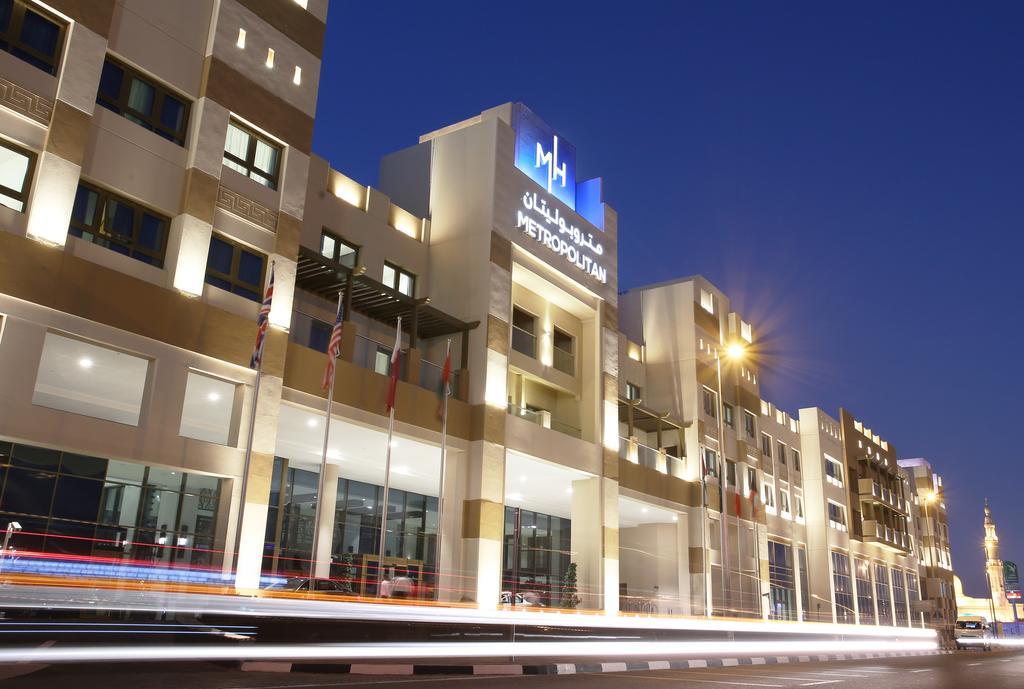 Imagen: Metropolitan Hotel Sheikh Zayed Road