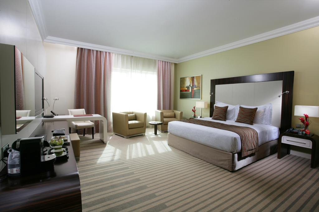 Imagen: Coral Dubai Al Barsha Hotel
