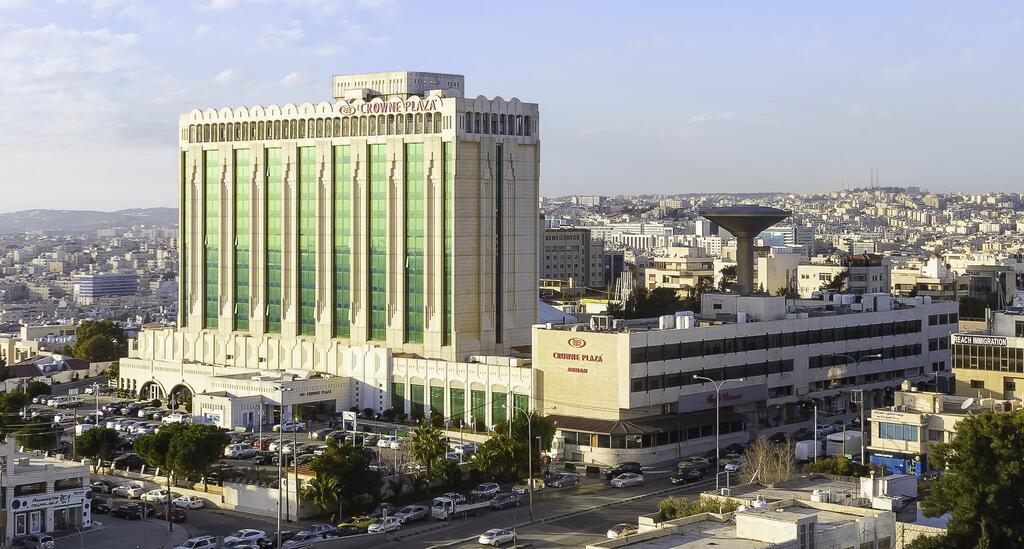 Imagen: Crowne Plaza Amman 5*