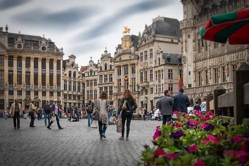 BRUSELAS PARA PASEAR