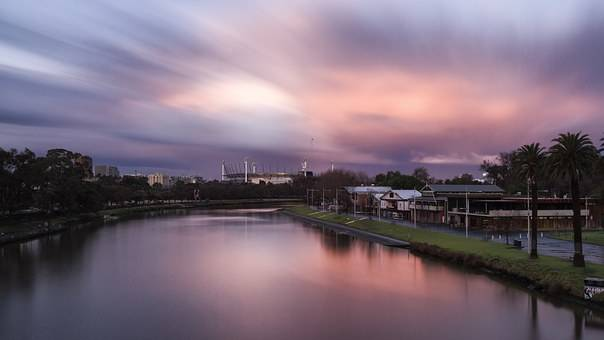 ANOCHE EN MELBOURNE
