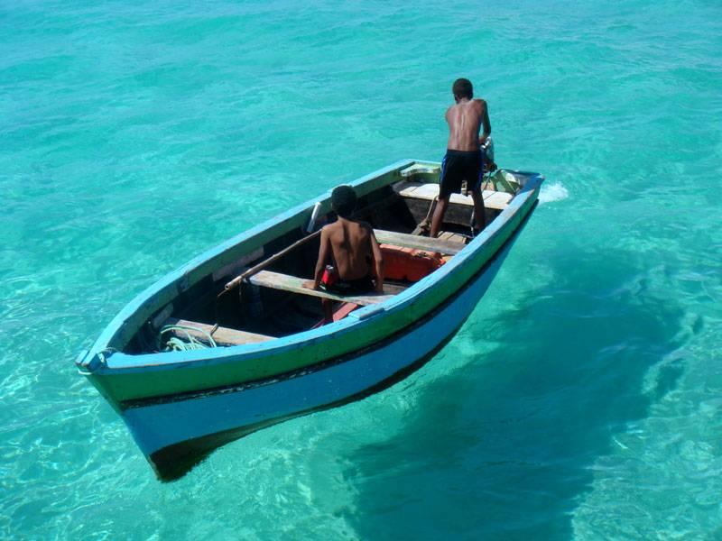 Isla do Sal Cabo Verde
