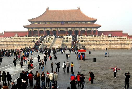 CIUDAD PROHIBIDA EN CHINA
