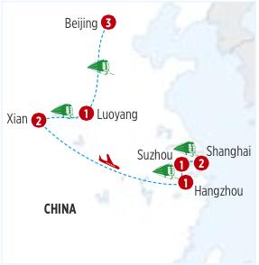 Gran Circuito CHINA: LA PUERTA DEL DRAGÓN, 11 días 10 noches. Salida los Lunes desde Beijing