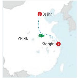 Circuito de 4 dias por CHINA: BEIJING alias diarias en AUTOCAR (ALOJAMIENTO DE LUJO)