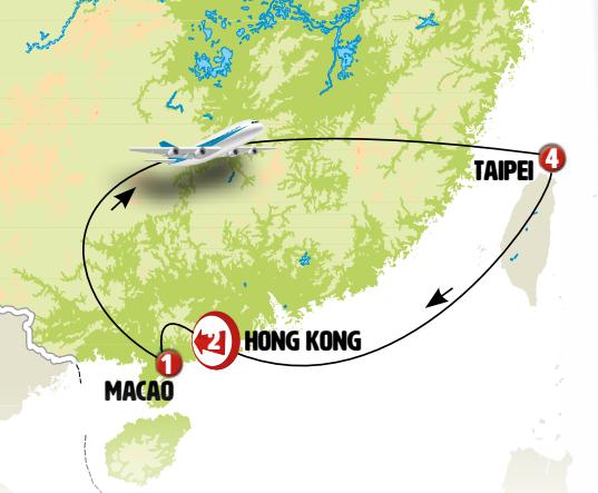 Hong Kong y Macao