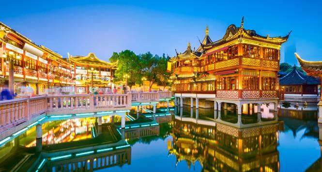 CHINA MILENAR COM HONG KONG E MACAU