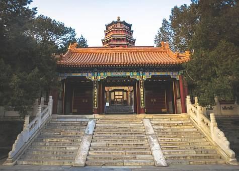 TEMPLO CHINA