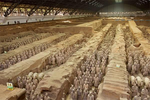El ejército de terracota