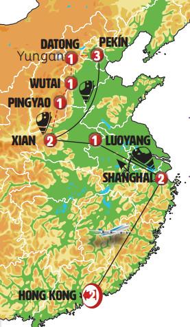 Hong Kong y China