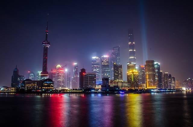 Pekin y Shanghai